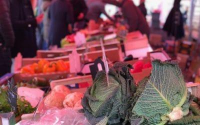 Marché : retour du non-alimentaire