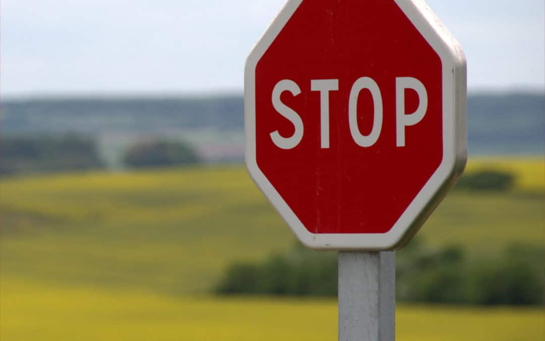 Interdiction de circulation
