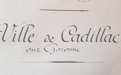 Mairie recherche documents anciens